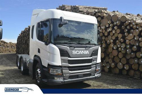 Scania P450 Tractor 2022 0km