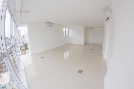 Sala Para Alugar, 47 M² Por R$ 2.700,00/mês - Pioneiros - Balneário Camboriú/sc - Sa0043