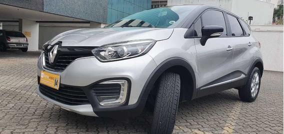 Renaultcaptur1.6 16v Sce Flex Zen X-tronic 201812 Mil Km