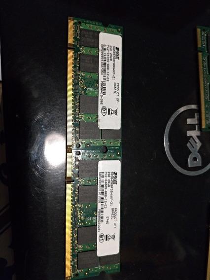 Memória Notebook Smart 6400s Par