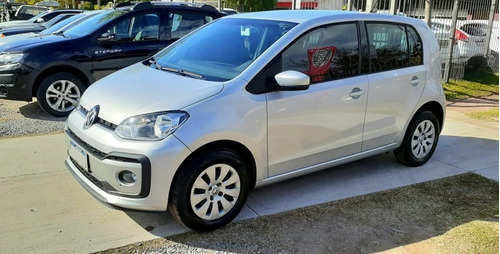 Volkswagen Up Move Año 2018 Impecable!!!!!!!