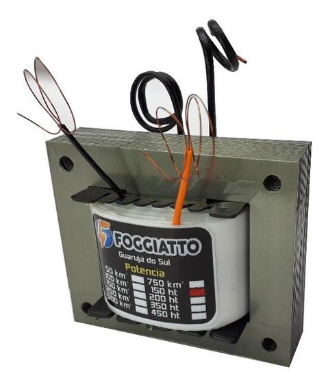 Transformador Para Eletrificador 10 Joules 7 Unidades