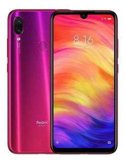 Xiaomi Redmi Note 7 Lte Dual Sim 6.3 64gb/4gb Nebula Red