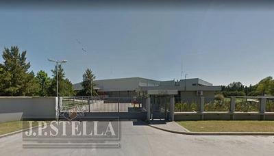 Planta Industrial 10.540 M² Sobre Fracción De 53.500 M² - La Reja
