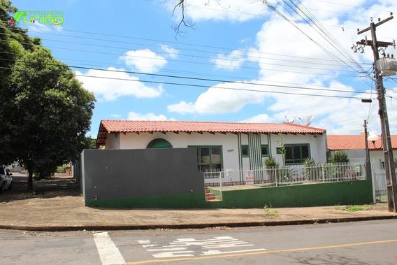 Aluga Casa No Parque Presidente - Umuarama - 669