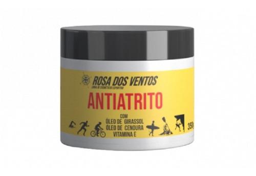 Imagem 1 de 1 de Creme Antiatrito Antiassaduras Bike Rosa Dos Ventos 240ml