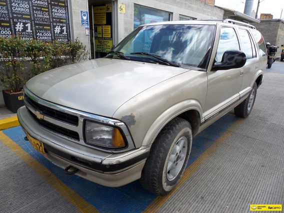 Chevrolet Blazer M/t Ls