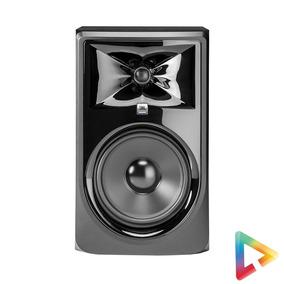 Monitor De Referência Estúdio Jbl 308p Mkii - Hl Infomusic