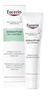 Eucerin Dermopure Oil Control Crema Facial Accion Intensiva