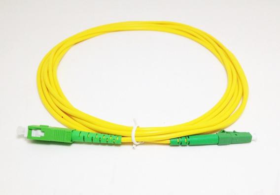 10 X Patch Cord Simplex Lc/apc Sc/apc Simplex 2m
