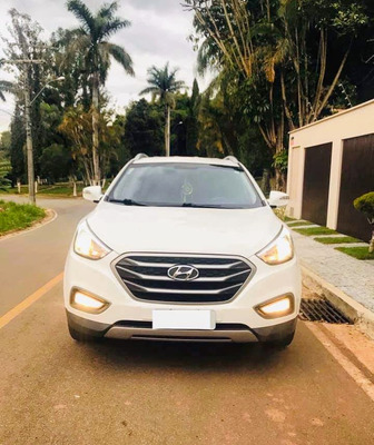 Hyundai Ix35 2017 2.0 Gls 2wd Flex Aut. 5p