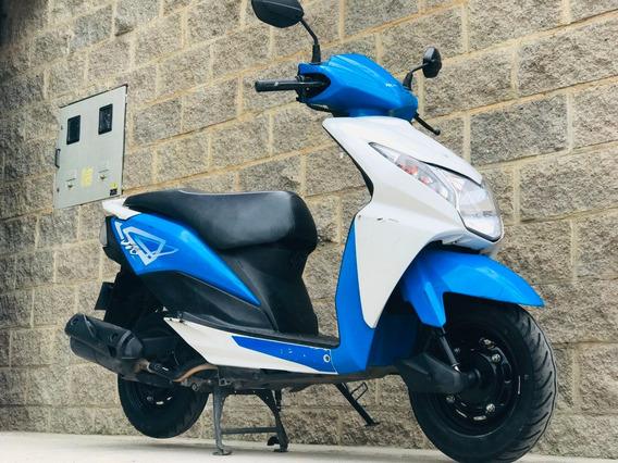 Honda Dio 110 Mod 2018 Credito Financiacion