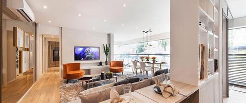 Apartamento Com 3 Dormitórios À Venda, 93 M² - Pinheiros - São Paulo/sp - 15767