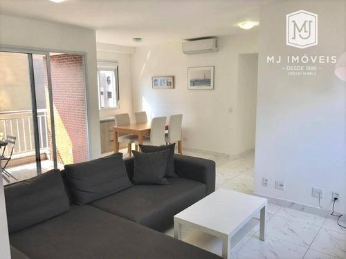 Imagem 1 de 26 de Apartamento Com 2 Dormitórios Para Alugar, 96 M² Por R$ 8.500/mês - Itaim Bibi - São Paulo/sp - Ap0470