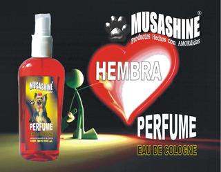 Perfume Para Mascotas ( Hembra- Macho - Cachorro ) 250 Ml.