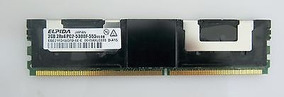 Memoria Ram 2gb 2rx4 Pc2-5300f-555 11 Para Servidores