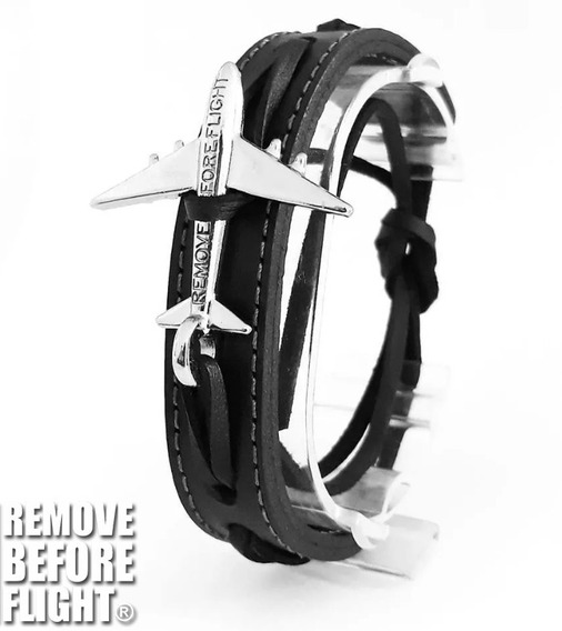 Brazalete Piel Airspeed Remove Before Flight®