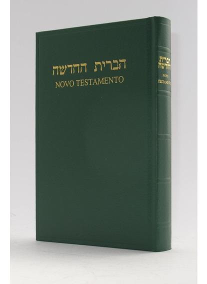 Novo Testamento Hebraico Português-brit Hadashá