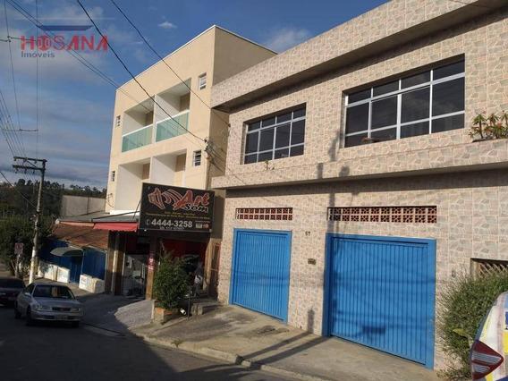 Casa Com 2 Dormitórios À Venda, 260 M² Por R$ 300.000 - Região Central - Caieiras/sp - Ca0652