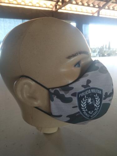 Máscaras De Algodao Polícia Militar De Minas Gerais