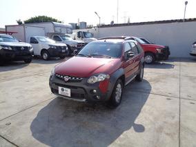 Fiat Palio Adventure 1.6 Mt 2016 Rojo Opulanc