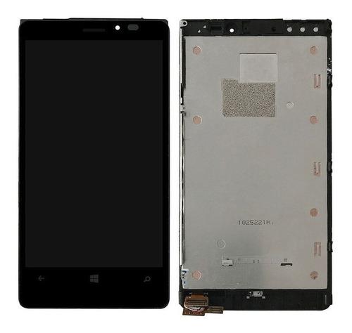 Pantalla Display Lcd Con Táctil Nokia Lumia 920 Con Marco