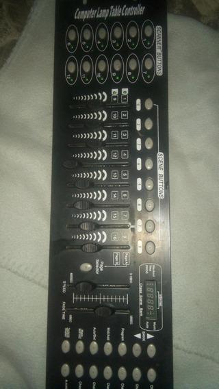 Controlador De Luces Marca Dmx512 Especial