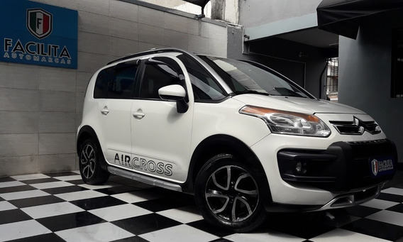 Citroën Air Cross Atacama 1.6 Glx Flex Automática Completa
