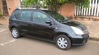 Nissan Livina 1.6 S Flex 5p 2010