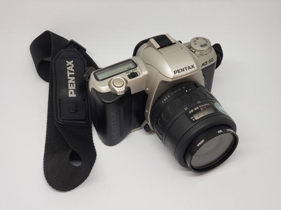 Câmera Pentax Mz-50 (não É Canon, Nikon, Panasonic)