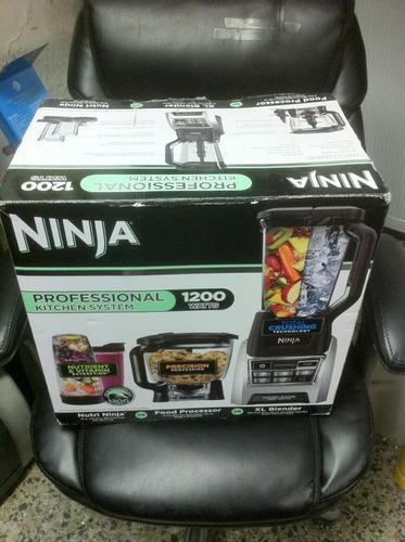 Ninja Professional 1200w Kitchen System Bl685 Envio Gratis Mercado Libre