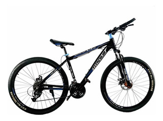 Bicicleta En Aluminio Titanium Drag Race Rin 29