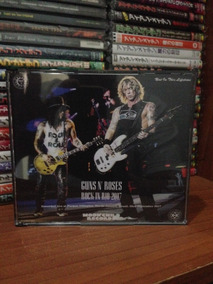 Guns N Roses - Rock In Rio 2017 ( 3 Cds )