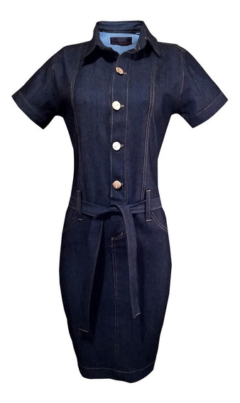 Vestido Jeans Evangelico Roupas Femininas