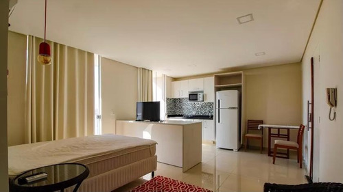 Studio Com 1 Dormitório Para Alugar, 36 M²  - Vila Augusta - Guarulhos/sp - St0055