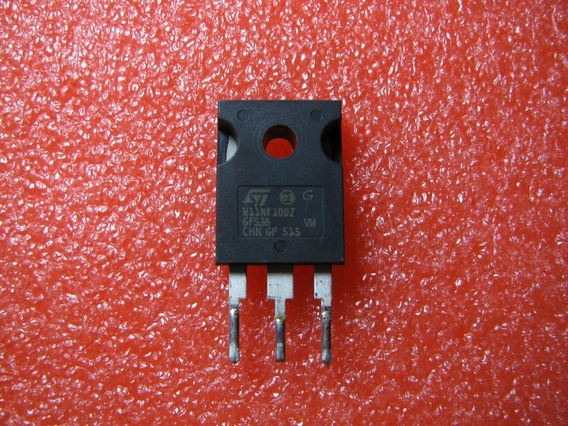 Transistor Mosfet Stw11nk100z W11nk100z Lote 4 Peças