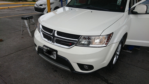 Dodge Journey 2.4 Sxt 5 Pasajeros Plus Mt 2014