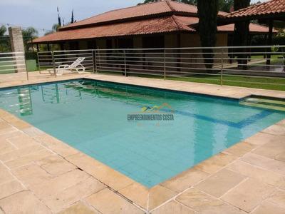 Chácara Com 5 Dormitórios À Venda, 2880 M² Por R$ 1.100.000 - Chácara Residencial Paraíso Marriot - Itu/sp - Ch0094