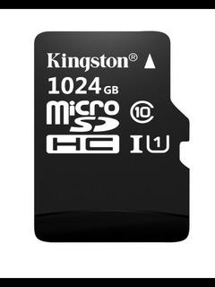Micro Sd Kingston Classe 10 1024gb Apronta Entrega