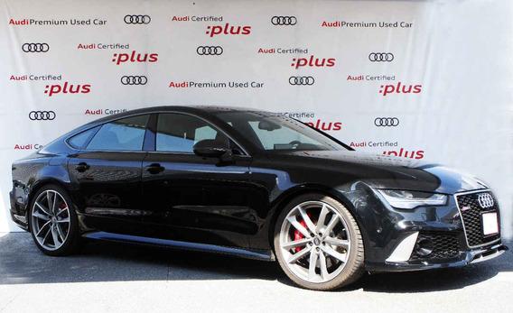 Audi Rs7 2018 5p Performance 4.0 Tfsi 605hp