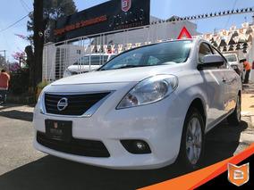 Nissan Versa Advance Automatico 2012 .