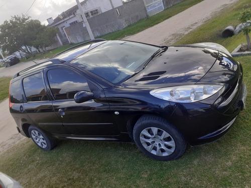 Peugeot 207 Sw 2012 1.4 Xr Flex 5p