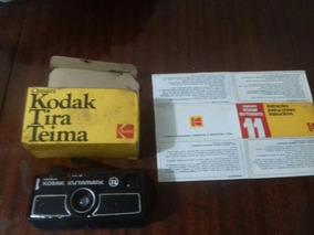 Camera Kodak Tira Teima Antiga De Filme Anos 60