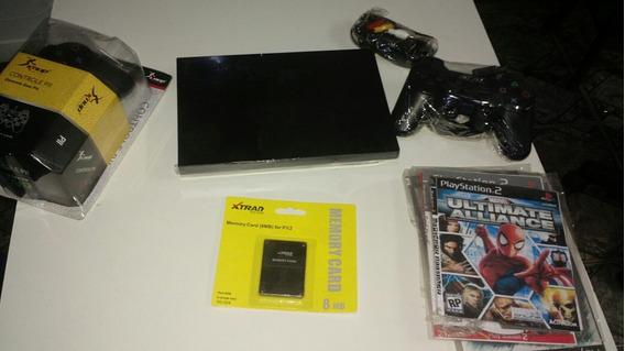 Playstation 2 Leitor Novo!!!