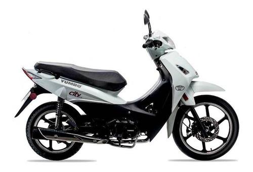 Yumbo City 110  - Moped