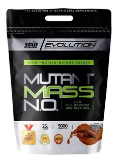 Ganador De Peso Mutan Mass 5kg Star Nutrition