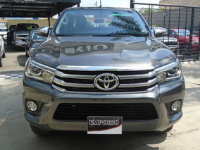 Toyota Hilux 2018 2.8 Dobla Cabina Dsl (d-cab Diesel At)