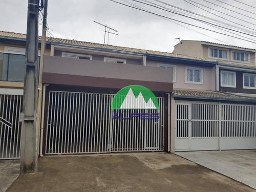 Sobrado Com 3 Dormitórios À Venda, 100 M² Por R$ 350.000 - Xaxim - Curitiba/pr - So1080