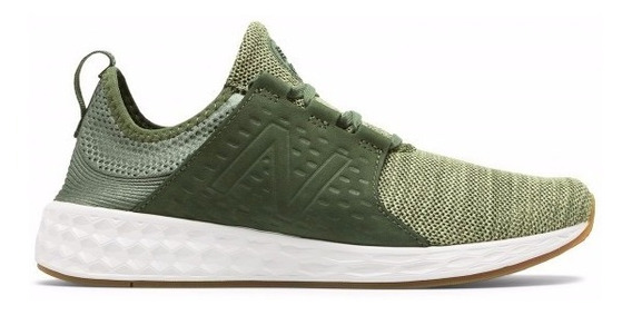 New Balance Cruz Foam Fresh Verde