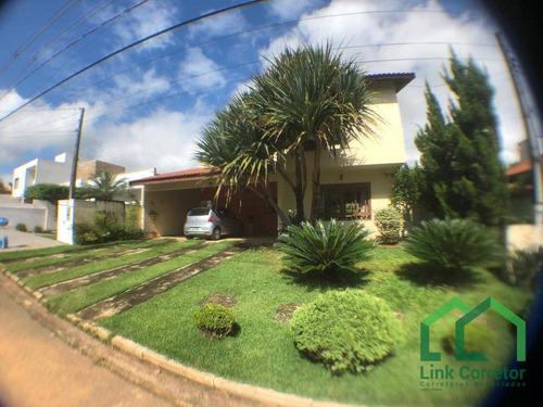 Casa À Venda, 235 M² Por R$ 970.000,00 - Loteamento Caminhos De São Conrado (sousas) - Campinas/sp - Ca0378